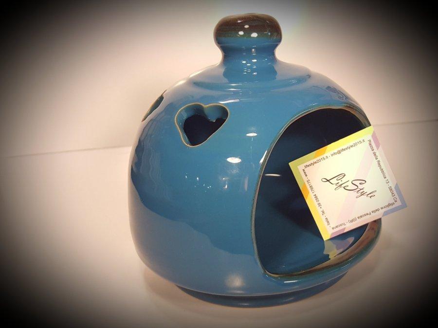lanterna ceramica artigianale Lifestyle