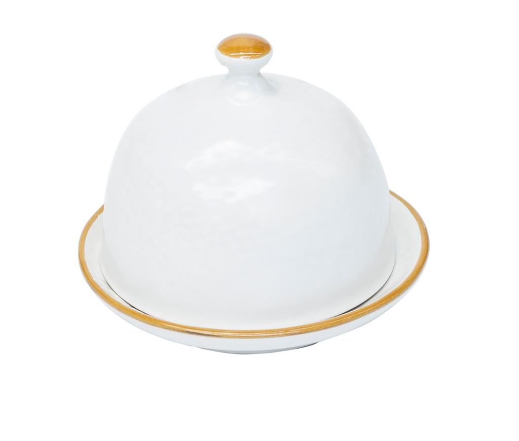 burriera monoporzione bianca