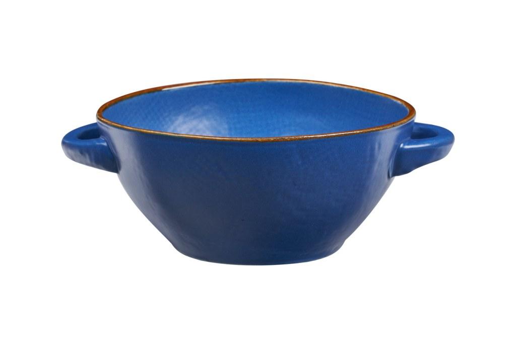 ciotolina zuppa blu