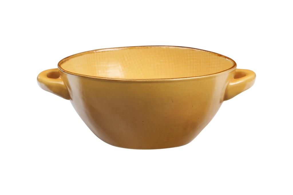 ciotolina zuppa giallo